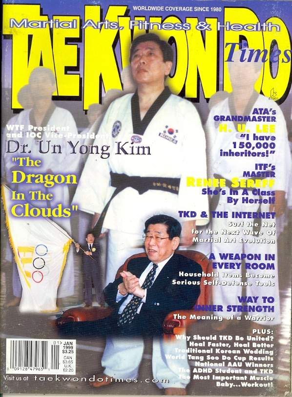 01/99 Tae Kwon Do Times