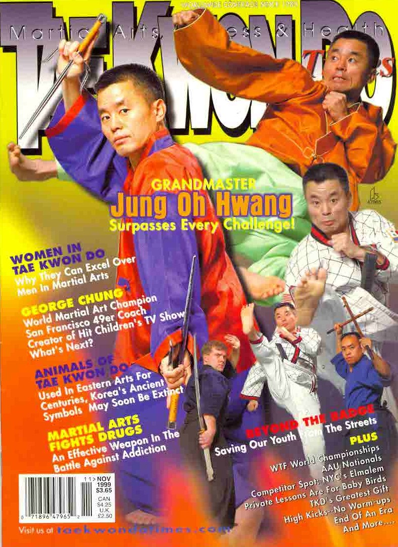 11/99 Tae Kwon Do Times