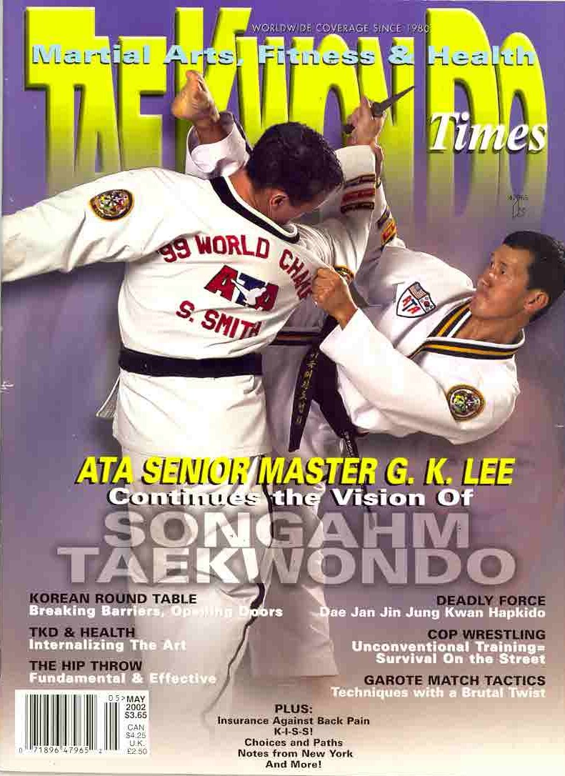 05/02 Tae Kwon Do Times