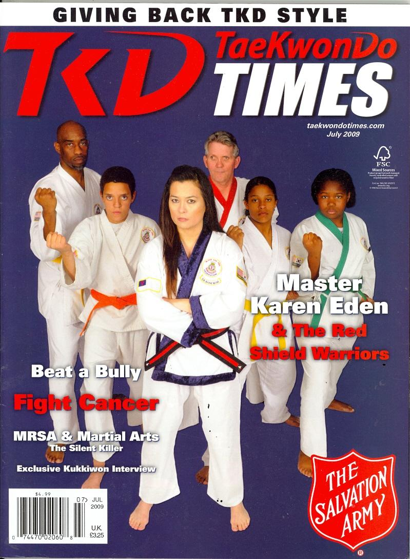 07/09 Tae Kwon Do Times