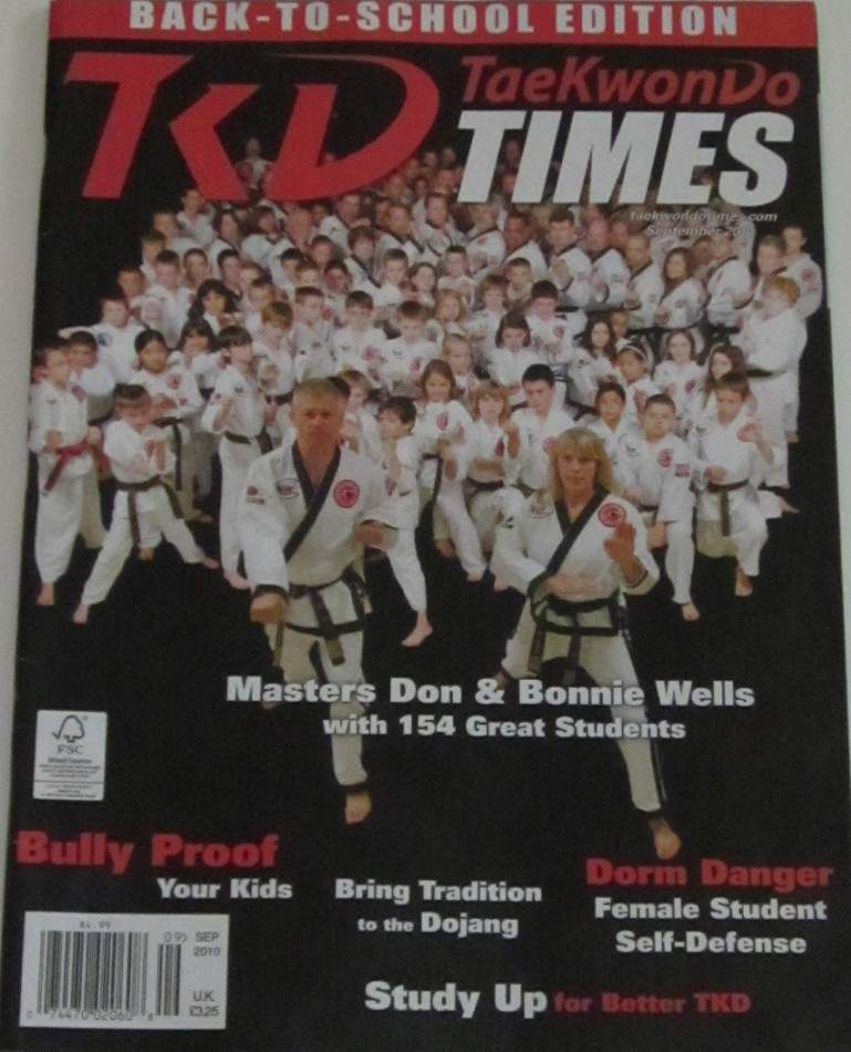 09/10 Tae Kwon Do Times