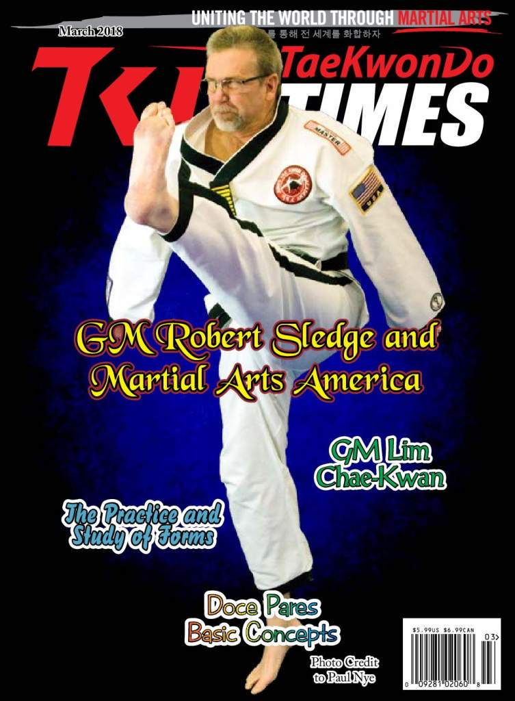 03/18 Tae Kwon Do Times