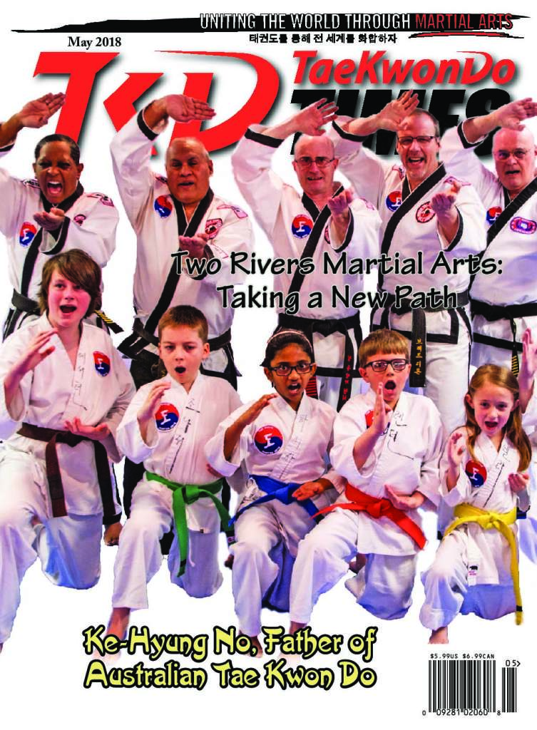 05/18 Tae Kwon Do Times