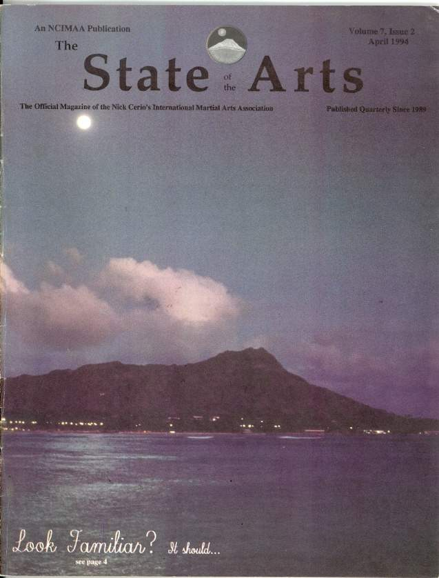 04/94 The State of the Arts