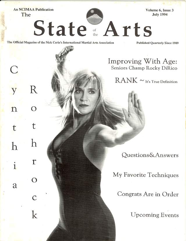 07/94 The State of the Arts