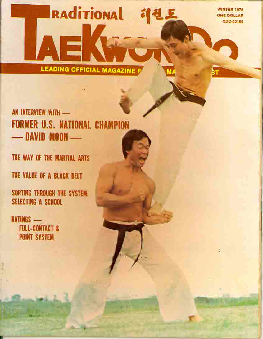 Winter 1976 Traditional Tae Kwon Do
