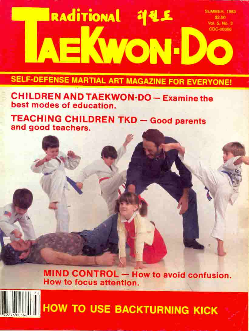 Summer 1983 Traditional Tae Kwon Do