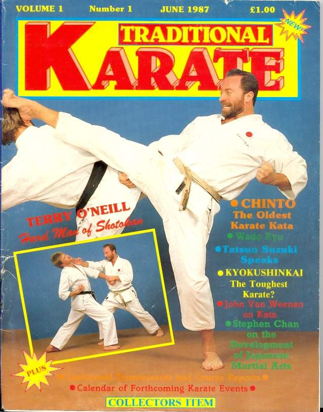 06/87 Traditional Karate