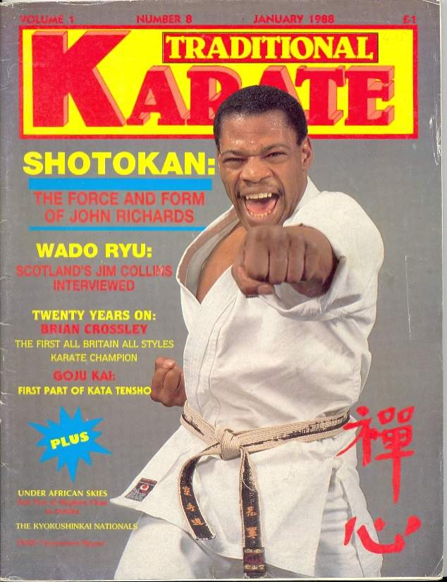 01/88 Traditional Karate