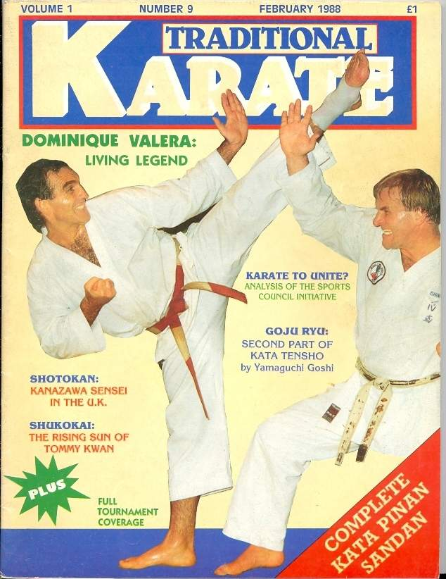 02/88 Traditional Karate