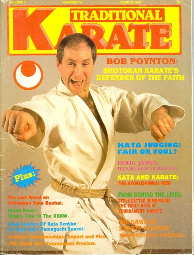 03/88 Traditional Karate