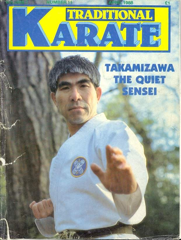 04/88 Traditional Karate