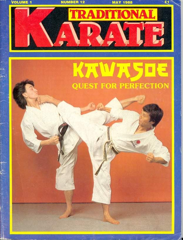 05/88 Traditional Karate