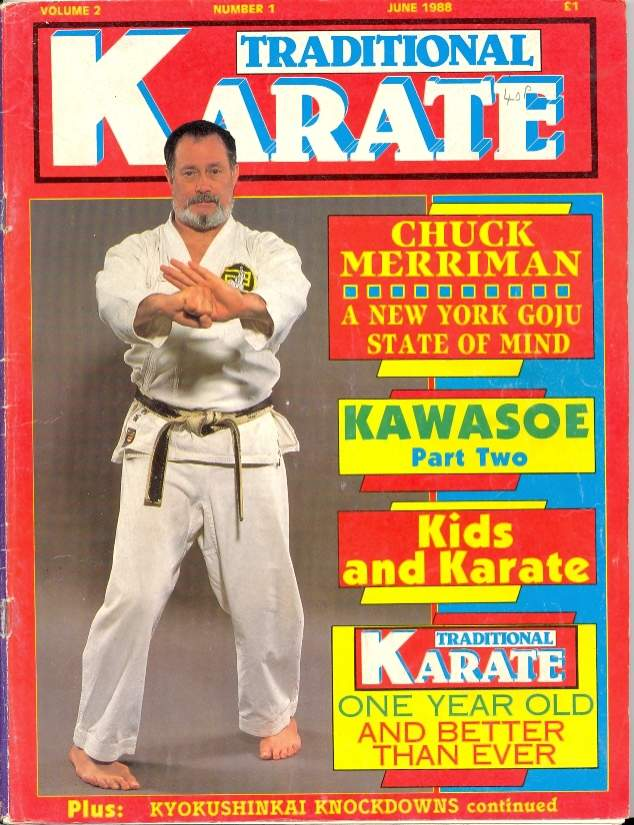 06/88 Traditional Karate