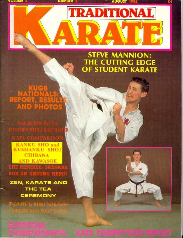 08/88 Traditional Karate
