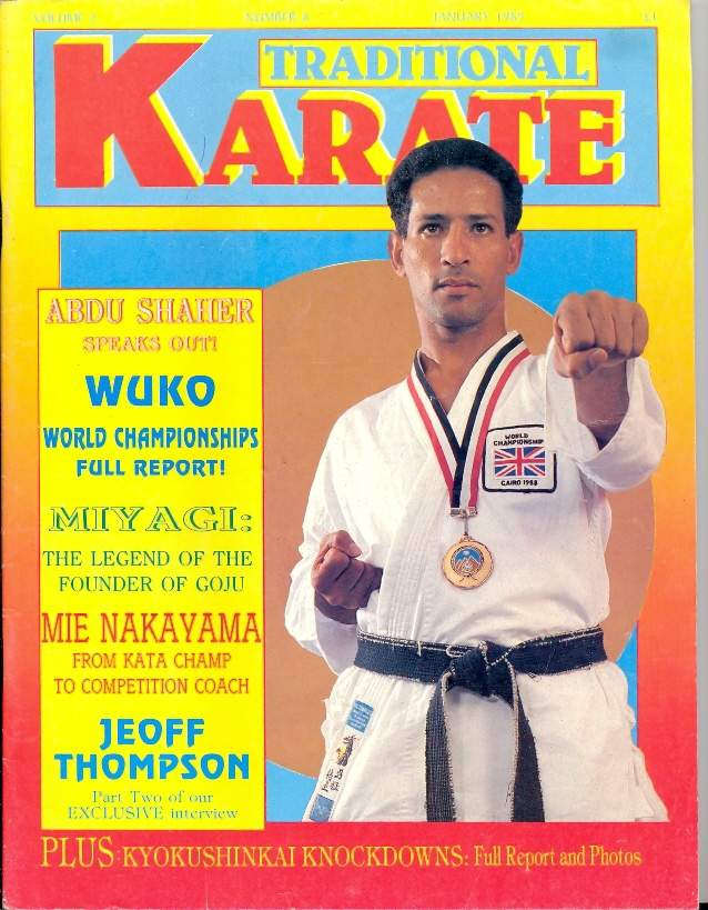 01/89 Traditional Karate