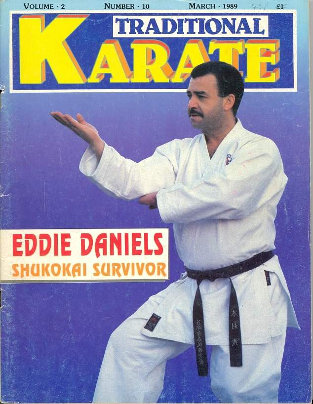 03/89 Traditional Karate