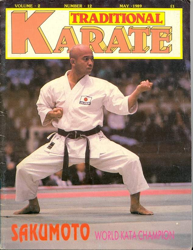05/89 Traditional Karate