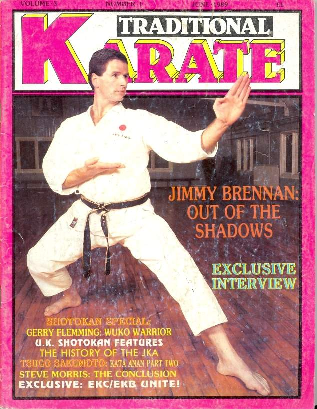 06/89 Traditional Karate