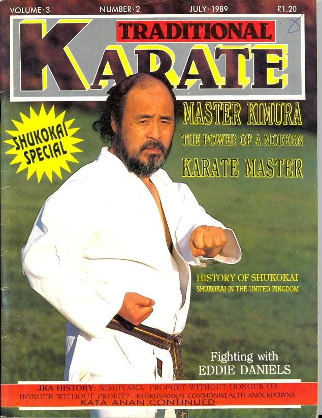 07/89 Traditional Karate