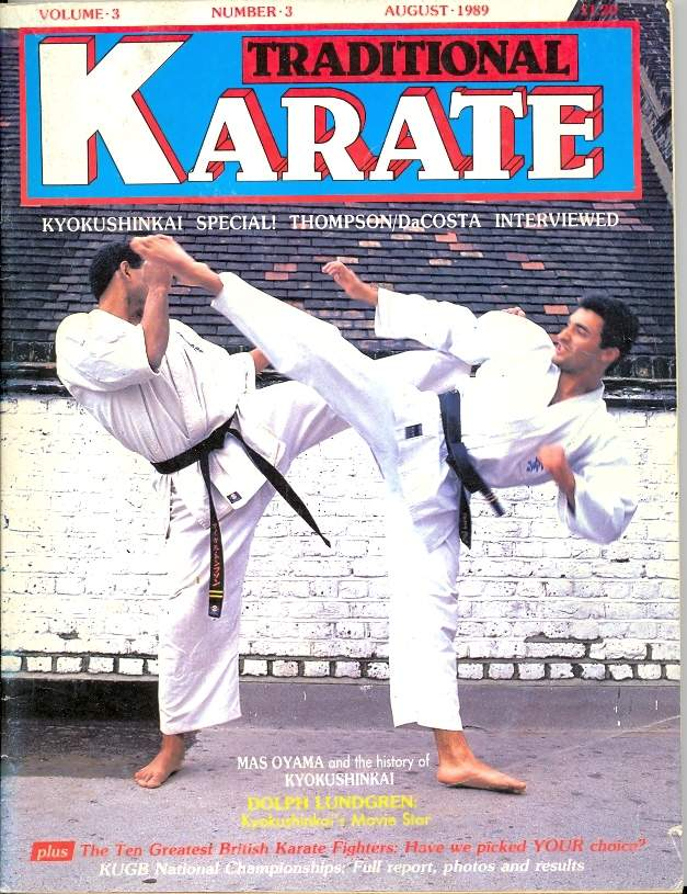 08/89 Traditional Karate