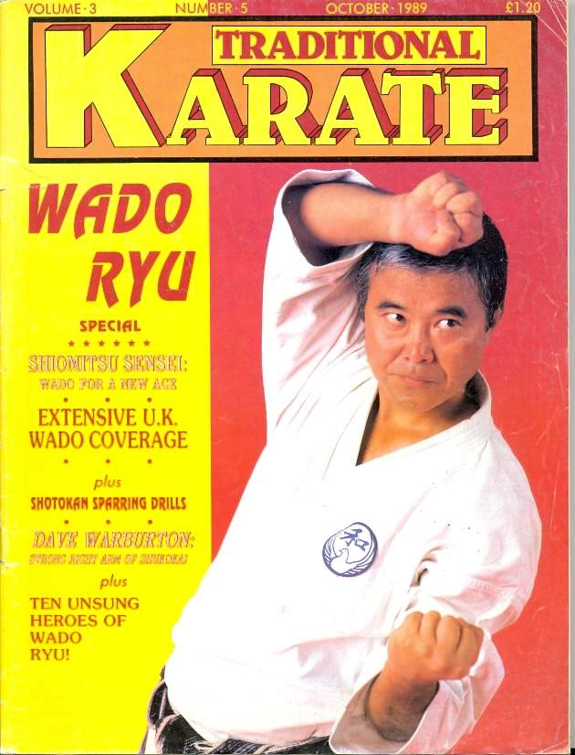 10/89 Traditional Karate