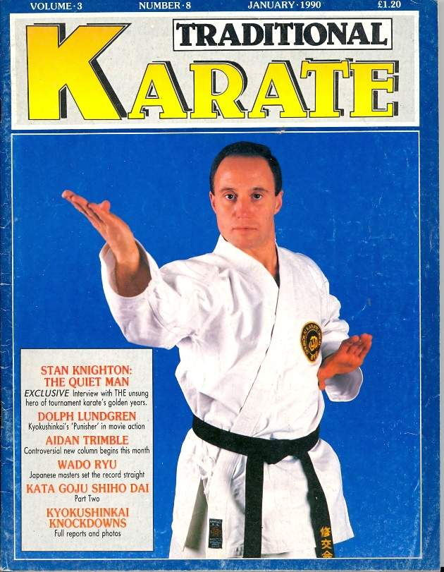 01/90 Traditional Karate