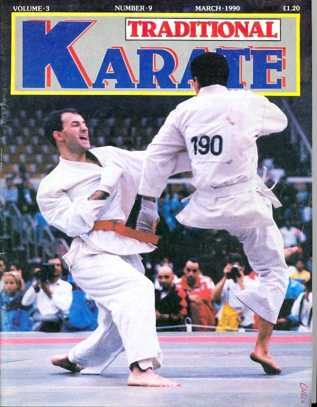 03/90 Traditional Karate