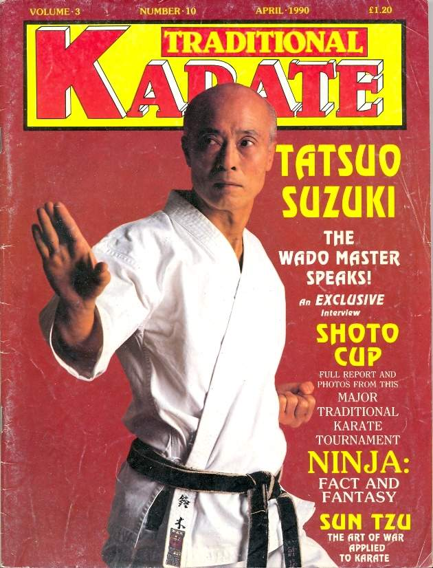 04/90 Traditional Karate