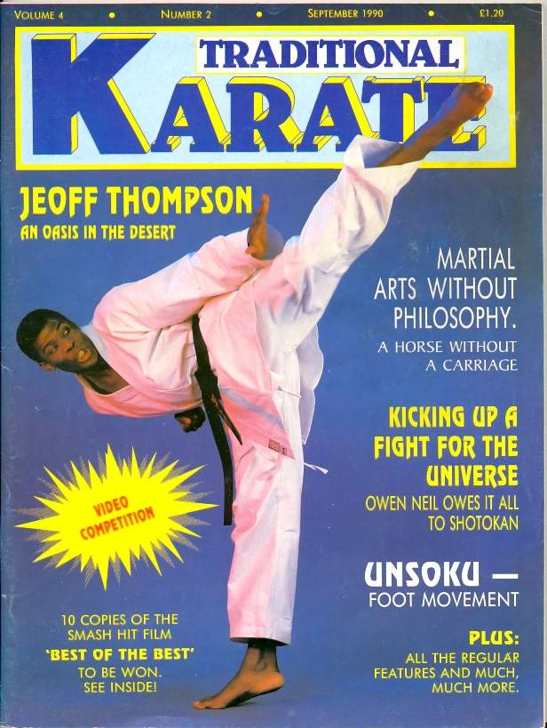 09/90 Traditional Karate