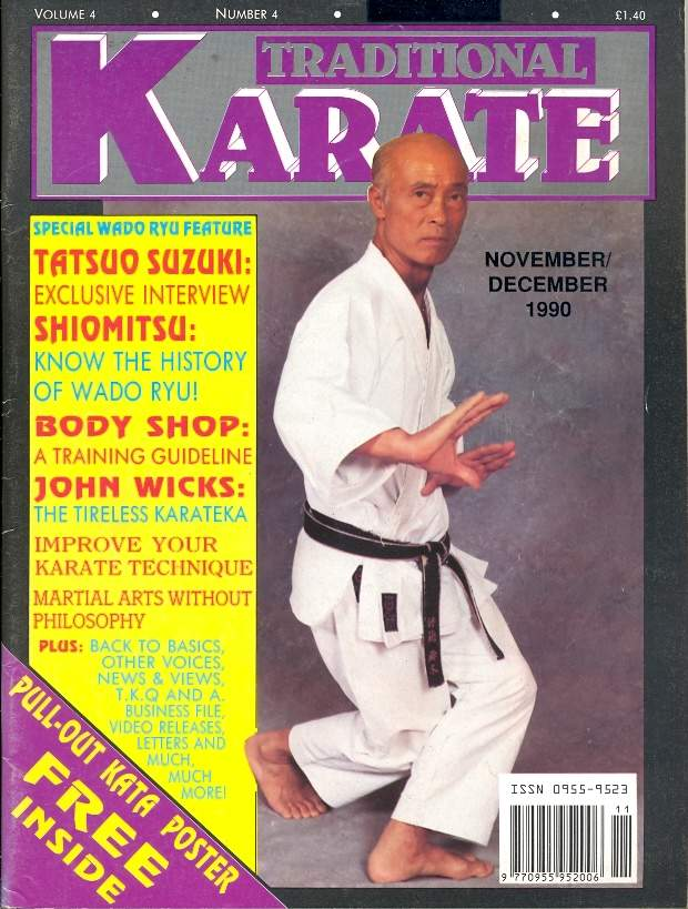 11/90 Traditional Karate