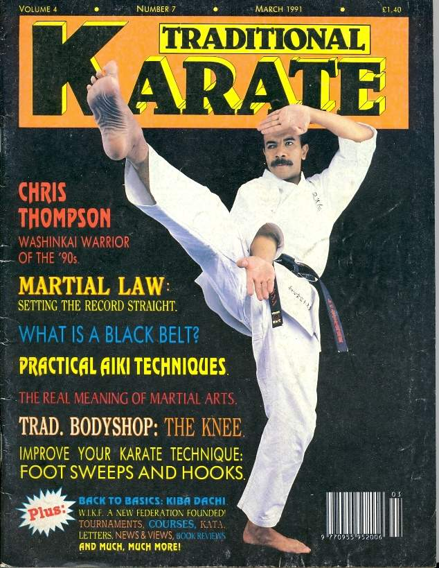 03/91 Traditional Karate