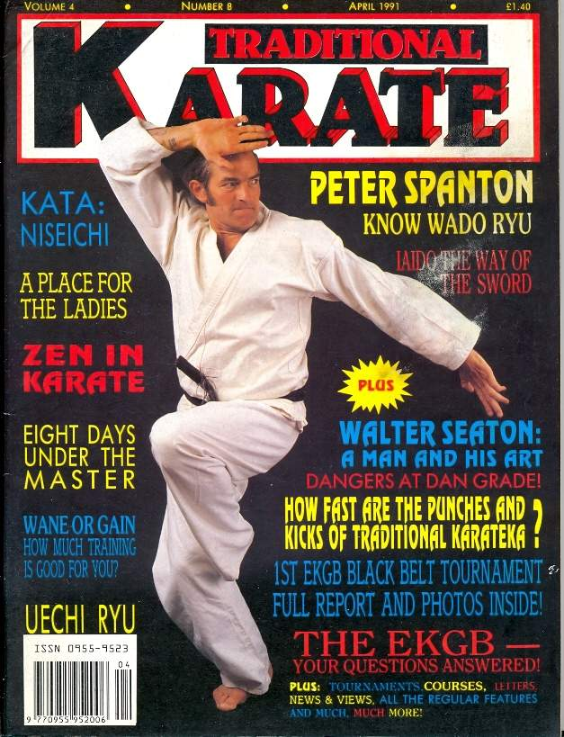 04/91 Traditional Karate