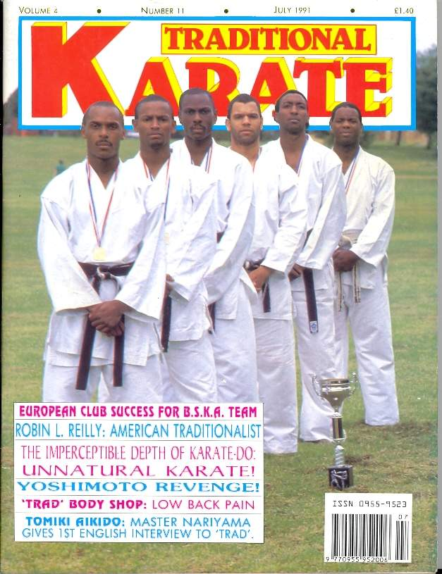07/91 Traditional Karate
