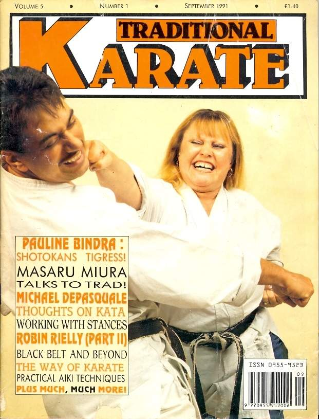 09/91 Traditional Karate