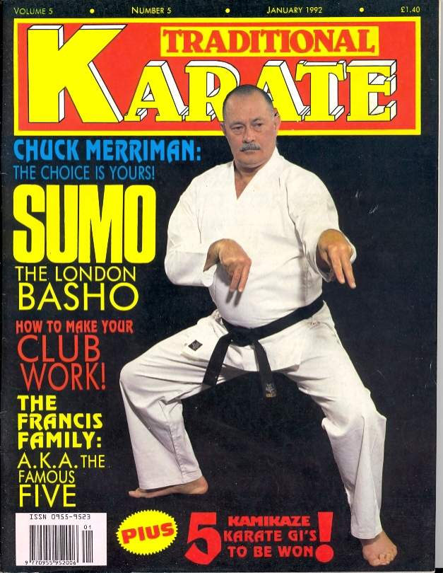 01/92 Traditional Karate