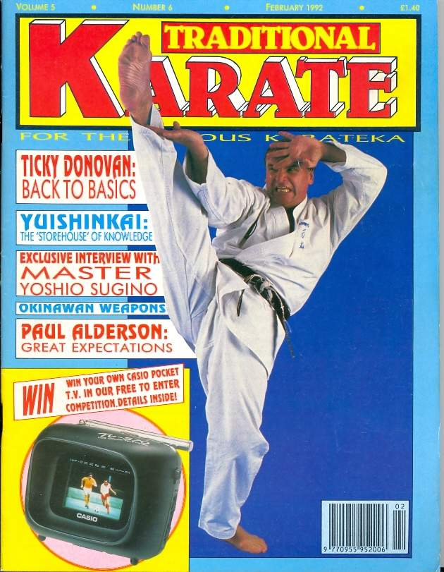 02/92 Traditional Karate