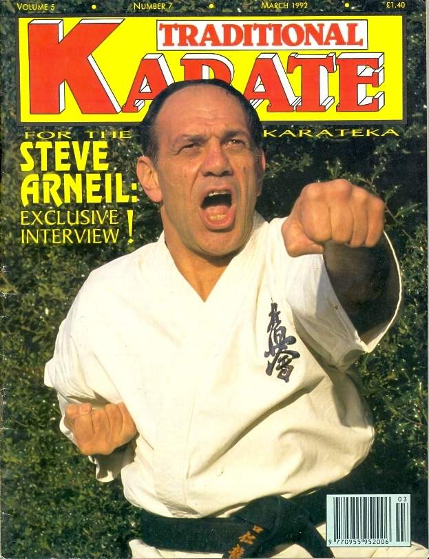 03/92 Traditional Karate