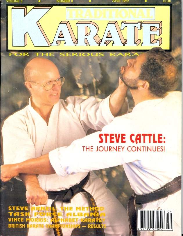 04/92 Traditional Karate