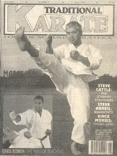 05/92 Traditional Karate