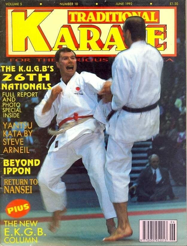 06/92 Traditional Karate