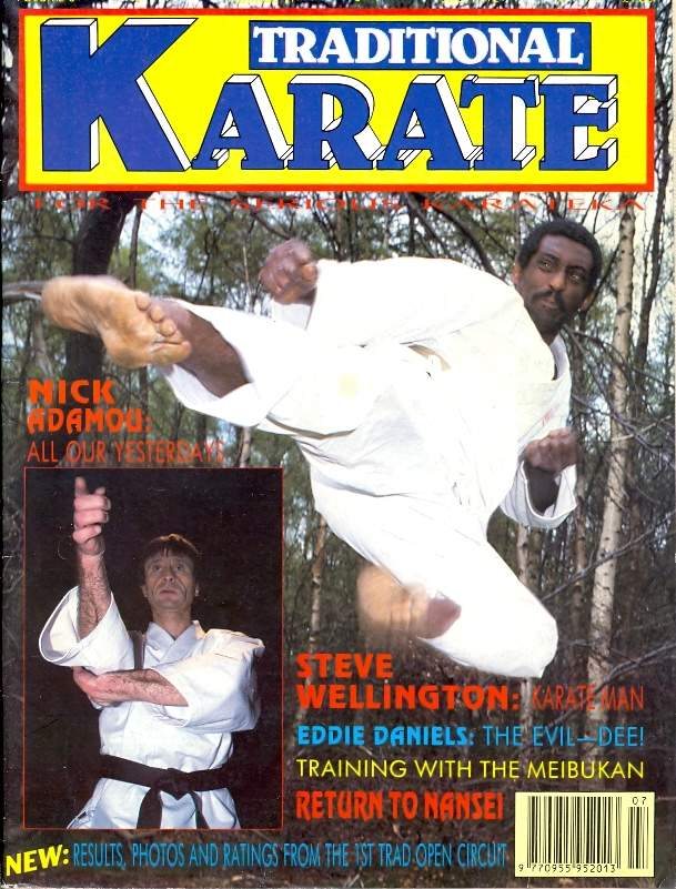 07/92 Traditional Karate