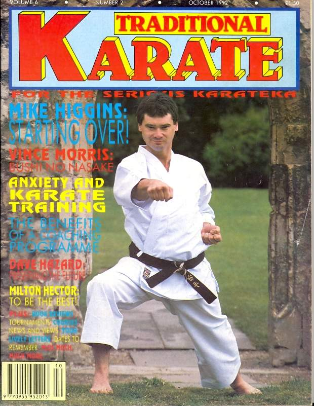 10/92 Traditional Karate