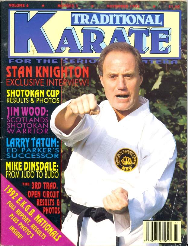 11/92 Traditional Karate