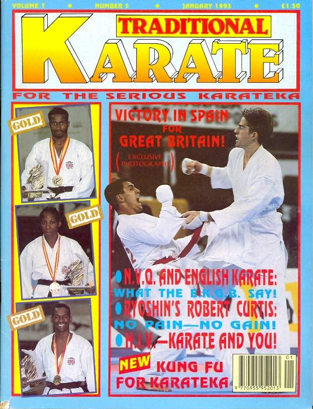 01/93 Traditional Karate
