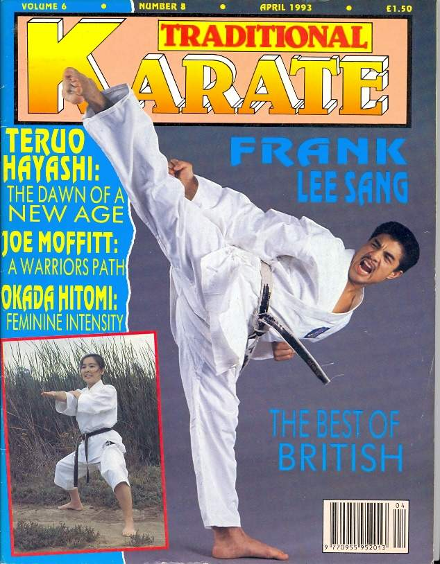 04/93 Traditional Karate
