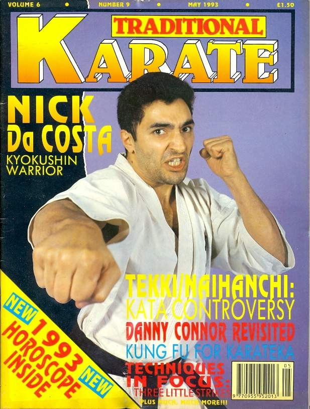 05/93 Traditional Karate