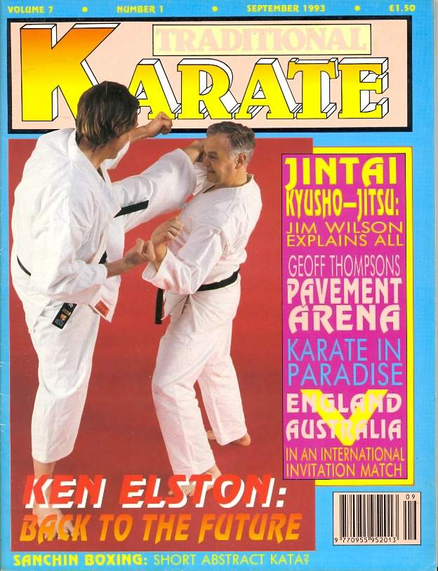 09/93 Traditional Karate