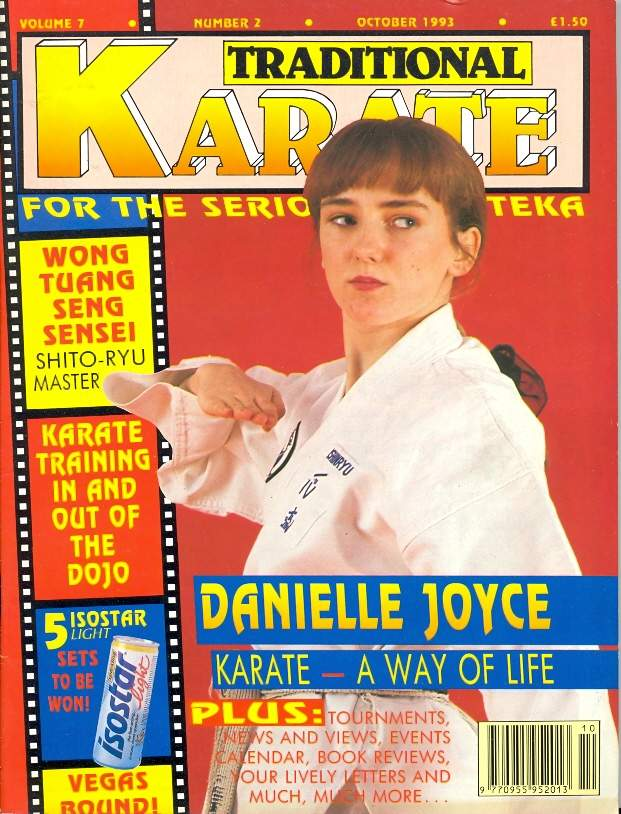10/93 Traditional Karate