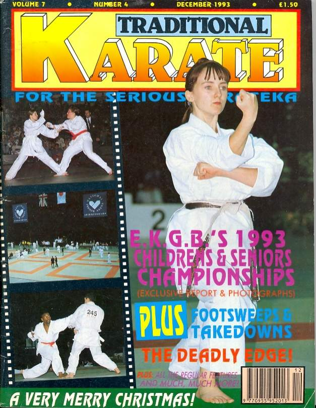 12/93 Traditional Karate